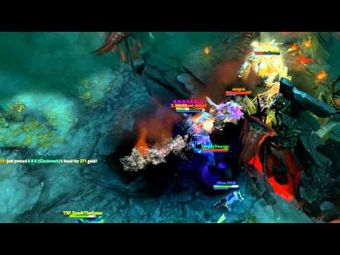 Dota 2 Top Moments Vol.15