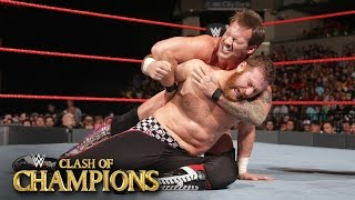 Nonton Chris Jericho Vs  Sami Zayn  Wwe Clash Of Champions 2016 On Wwe Network Film Subtitle Indonesia Streaming Movie Download