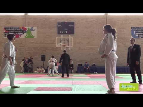 Judo 3ª Jornada JDN Infantil Fem -57kg