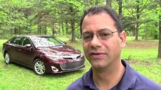 2013 Toyota Avalon -- Test Drive And Car Review