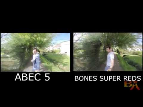 Longboard | Bones Super Reds SPIN TEST | Kugellager/ Bearings