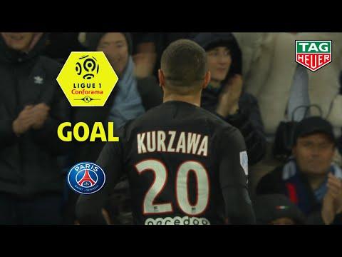 Goal Layvin KURZAWA (65') / Paris Saint-Germain - Montpellier Hérault SC 5-0 PARIS-MHSC/ 2019-20