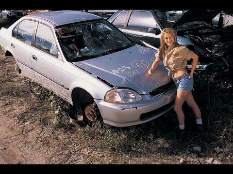 Nghĩa địa xe ô tô cũ ở Mỹ