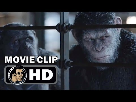 WAR FOR THE PLANET OF THE APES Deleted Scene - I am Like Koba (2017) Andy Serkis Sci Fi Film HD