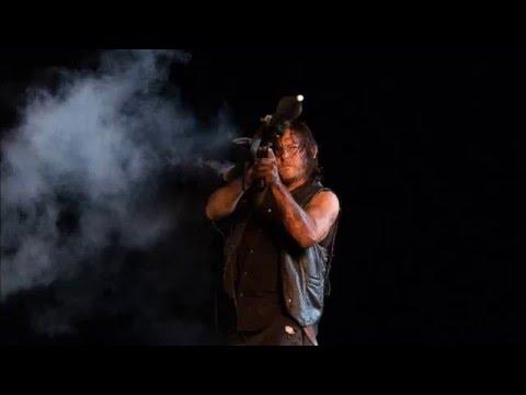 The Walking Dead Season 6 Episode 9 OST - The Fight