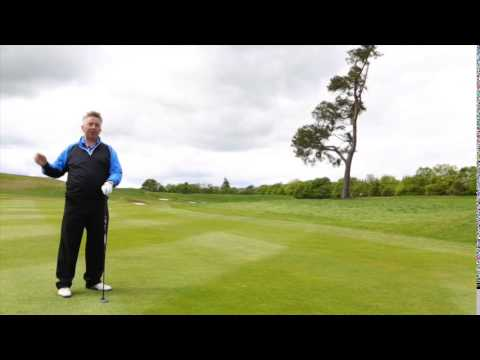 Ryder Cup Course 2014 – Gleneagles: Hole 18
