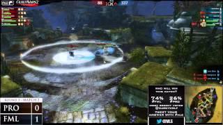 FML vs Pro - Game 2 - MLG Guild Wars 2 Invitational