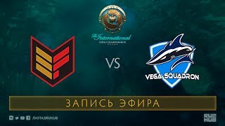 Effect vs Vega, The International 2017 Qualifiers [V1lat, GodHunt]