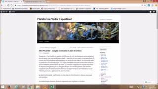 Testez la plateforme d'informations régionales d'Expertlead