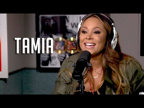 Tamia talks keeping her relationship fresh, New Album + gives Ebro parenting advice!