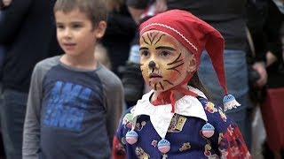 Podzimní karneval pro děti
