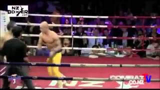 Shaolin Kung Fu vs Muay Thai