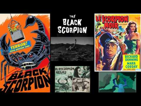 The Black Scorpion 1957 Music By Paul Sawtell