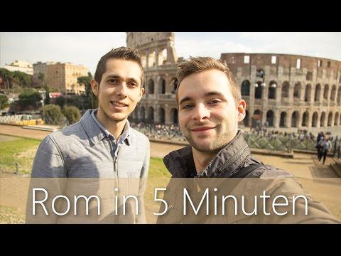 Rom in 5 Minuten | Reiseführer | Die besten Sehenswürdigkeiten