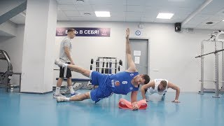 BC ENISEY & General physical training