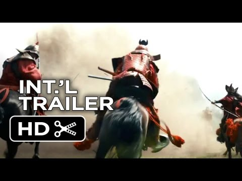 47 Ronin Official Russian Trailer (2013) - Keanu Reeves Movie HD