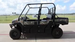 9. SALE $13,999:  2016 / 2017 Kawasaki Mule Pro FXT EPS Camo  Overview and Review!