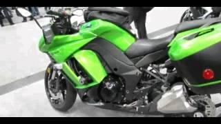 5. 2014 Kawasaki Ninja 1000 ABS Walkaround