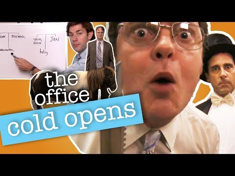 Best Cold Opens  - The Office US (видео)
