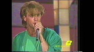 Reeds  - Maurizio Potocnik al Maurizio Costanzo Show 1985