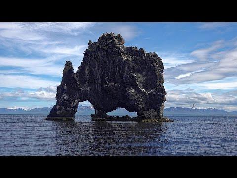 Iceland in 4K Ultra HD (видео)