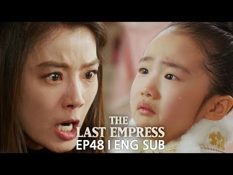 """Yoon So Yi """"You're my creation. My creation that will change my life"""" [The Last Empress Ep 48]"""