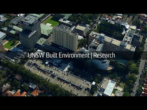 UNSW Built Environment Research