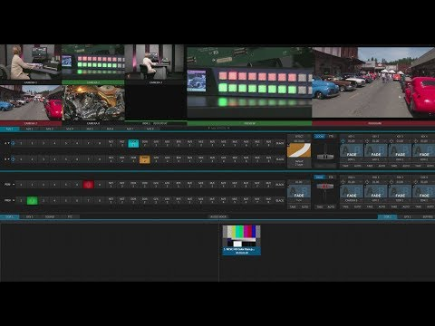 TriCaster Setup Procedure Thumbnail