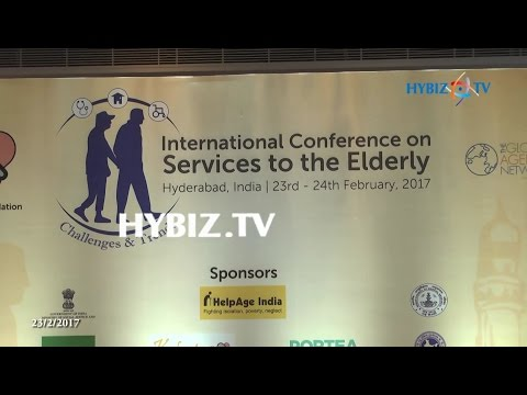 , International Conference-Services to the Elderly