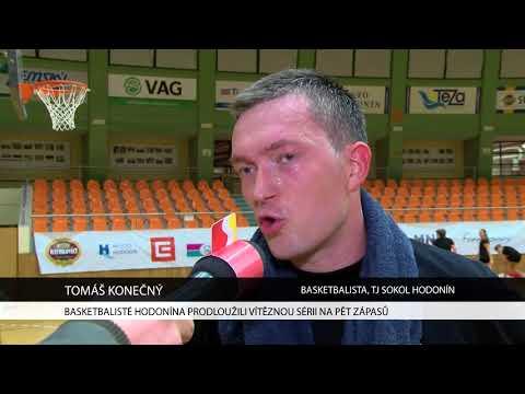 TVS: Sport 20. 11. 2017