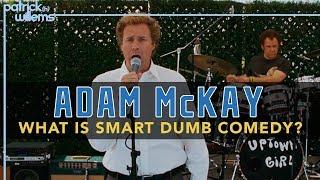 Video Adam McKay - What Is Smart Dumb Comedy? MP3, 3GP, MP4, WEBM, AVI, FLV Maret 2019