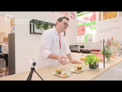 Meet Symrise at Gulfood Manufacturing