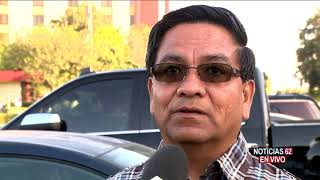 Hombre con quemaduras luego de incendio en Santa Ana-Noticias 62 - Thumbnail