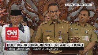 Video Kisruh Bantar Gebang, Anies Bertemu Wali Kota Bekasi MP3, 3GP, MP4, WEBM, AVI, FLV Januari 2019