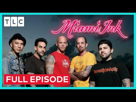 FULL EPISODE: The Miami Ink Series Premiere