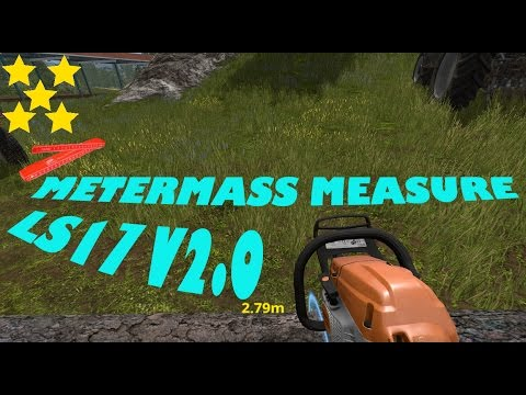 Metermass Measure LS17 v2.0