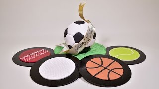 This is an introduction to the 3D Sports Ball Cake tutorial at Yeners Way. For the full tutorial, please visit the following link...https://www.yenersway.com/tutorials/3d-cakes/3d-sports-ball-cake/