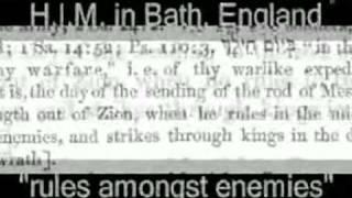 PART 2 HAILE SELASSIE'S NAME HEBREW ROOTS TORAH PROOF! Lion Of Juda.avi