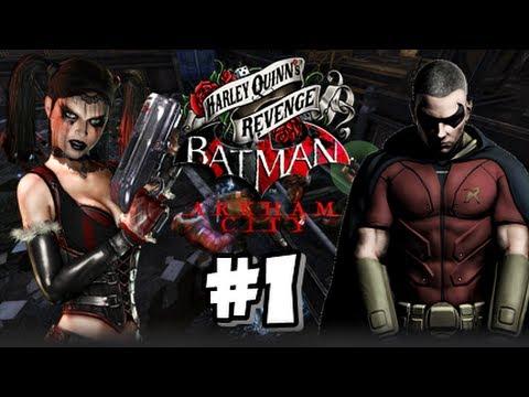 batman arkham city armored edition wii u soluce