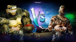 Killer Instinct - Fight 20 - Rash(Holder) vs Kan-Ra(Challenger)