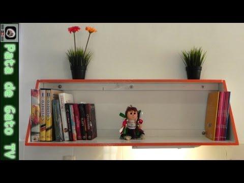 Repisa Librero / Bookshelf