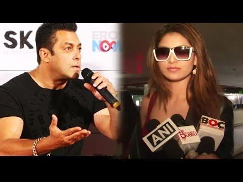 Urvashi Rautela Ignores Question On Salman Khan