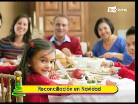 Reconciliación en navidad