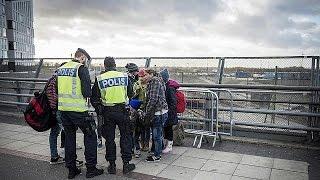 از سرگیری کنترل مرزی در سوئد پس از بیست سال