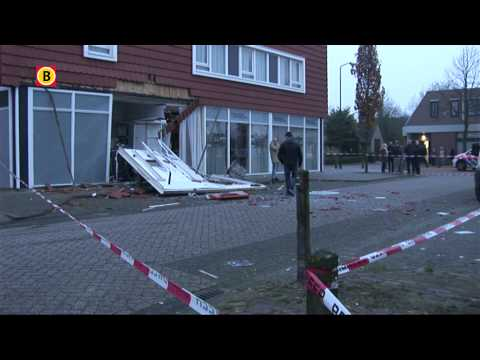 Ramkraak gepleegd met grof geweld in Berlicum