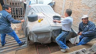 Video Hunting Barn Finds In Mexico, 1968 Camaros parked 25 years, original wrought-iron VW Bug MP3, 3GP, MP4, WEBM, AVI, FLV Februari 2019