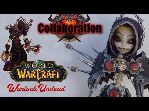 Video Game Collaboration - Warlock Undead / World of warcraft (english subtitles available)