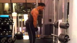 Biceps - triceps super Dropset Dr. S fitness - YouTube
