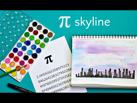 Pi Skyline: a Pi Day Activity