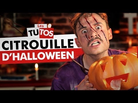 Les tutos : Halloween